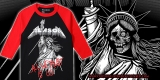 "Reason Clothing ""Lady Liberty"" T-shirt illustration"