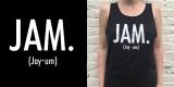JAM Tank Top