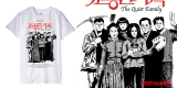The Quiet Familly (1998) T-shirt by Creep Illusion