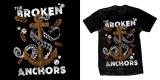Broken Anchors shirt