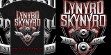 Lynyrd Skynyrd Engine illustration T-shirt