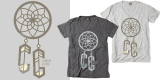 Caroline Glaser - Dream Catcher tee