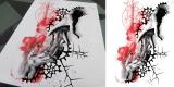 digital trash - LIFE and DEATH (artwork for sale)