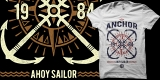 Anchor - Ahoy Sailor
