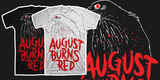 August Burns Red - For Sale!