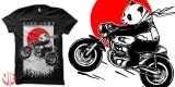 rider panda