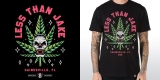 Skull Cannabis