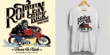 rottenluck motorscyle