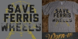 save ferris wheels