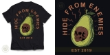 Design for sale - hide from enemies