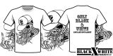 Black and white invasion..