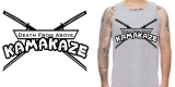 KAMAKAZE SHREDDER TANK