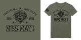 Army - Miss May I