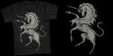 Mythological horse