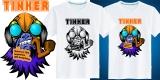 Tinker dota 2 shirt design