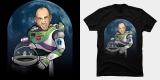Buzz Aldrin of Star Command