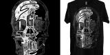Logan Garments Skull Tee