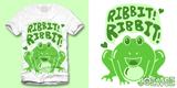 I Love To Ribbit
