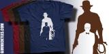 INDIANA JONES-inspired tee shirt