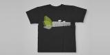3D Name Print T-Shirt