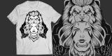 MONSTER LION WOMAN