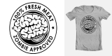 100% Fresh and Zombie Approved