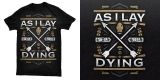As I Lay Dying - Arrows & Snake
