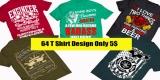 T Shirt Design Bundle JOB