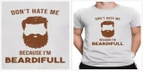 Beardiful Tshirt