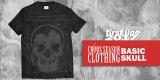 Chaos Season Clothing - BASIC SKULL