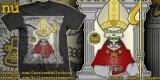 Skeleton Bishop Tee