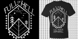 Full of Hell Uni-Sex Tee