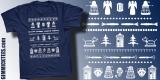 Doctor Who Christmas Holiday T-shirt