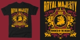 Royal Crest Shirt