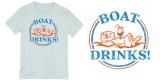 Boat Drinks!