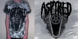Ghost Burst Tie Dye Logo Tee