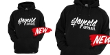 Stay Cold Logo Hoodie