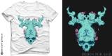 Design for Sale - Surreal Skull
