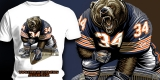Nike Chicago Bears T-shirt