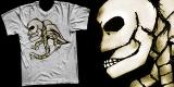 Fallen Angel Skull
