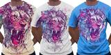 Angry Animal Series - Lion