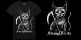 Strange Hearts - Cat Reaper