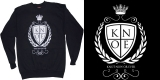 "K.N.O.E. Clothings ""Crest"" Logo"