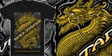 "Wu-Tang Clan ""Dragon"" T-shirt"