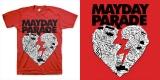 MAYDAY PARADE - Paper Heart