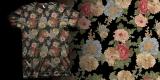 8-Bit Floral