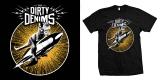 The Dirty Denims - Virtual Reality - shirt