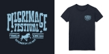 Pilgrimage Festival - Pocket Tee