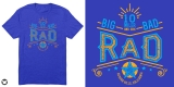 Big Bad RAD - Race shirt
