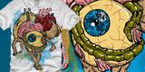 Tee Battle (Round 1)- Mutant Organs